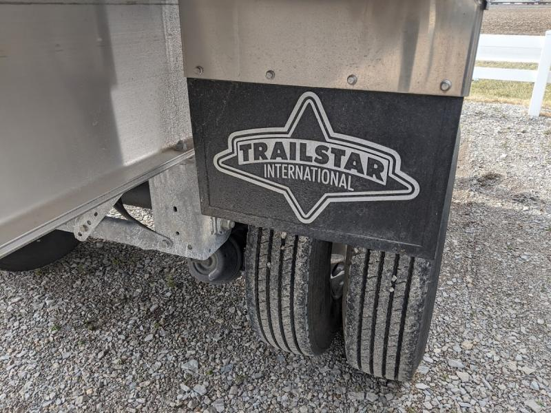 2021 Trailstar 34' Frame Type Dump Trailer