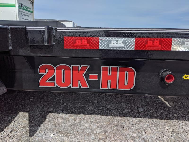 2020 B&b Trailer Tbct2020et-10k