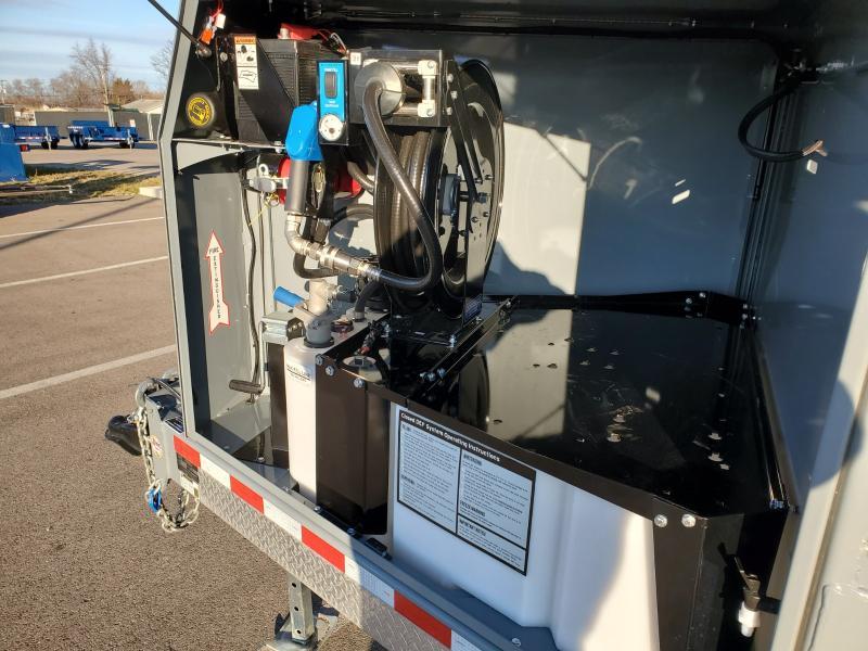 2020 Thunder Creek Fst750 Fuel Trailer