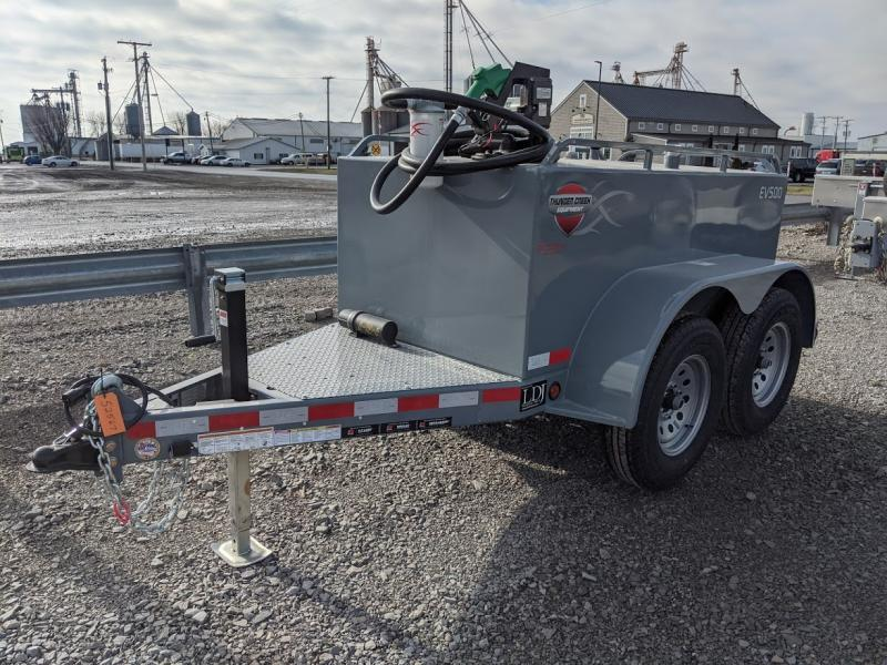 2019 Thunder Creek Ev500 Fuel Trailer