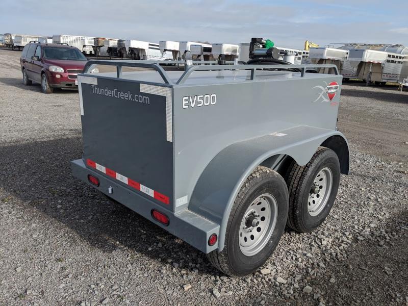 2019 Thunder Creek Ev500 Fuel Trailer