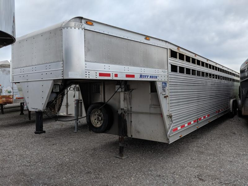 2014 Eby 36' Ruffneck Livestock