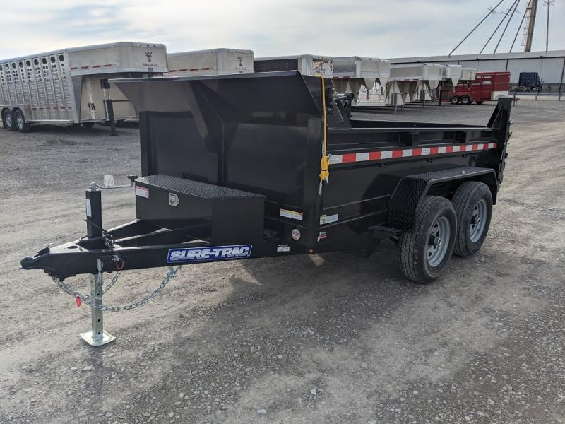2020 Sure Trac 6x10 Dump 10k Single Ram