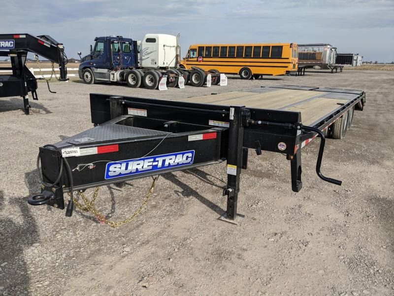 2020 Sure Trac 8.5 X 20+5 Deckover 22.5k Bp