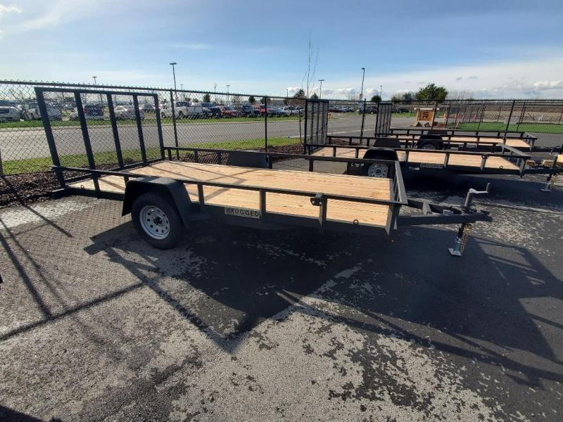 2020 Charmac Trailers Rugged 7X14S Utility Trailer