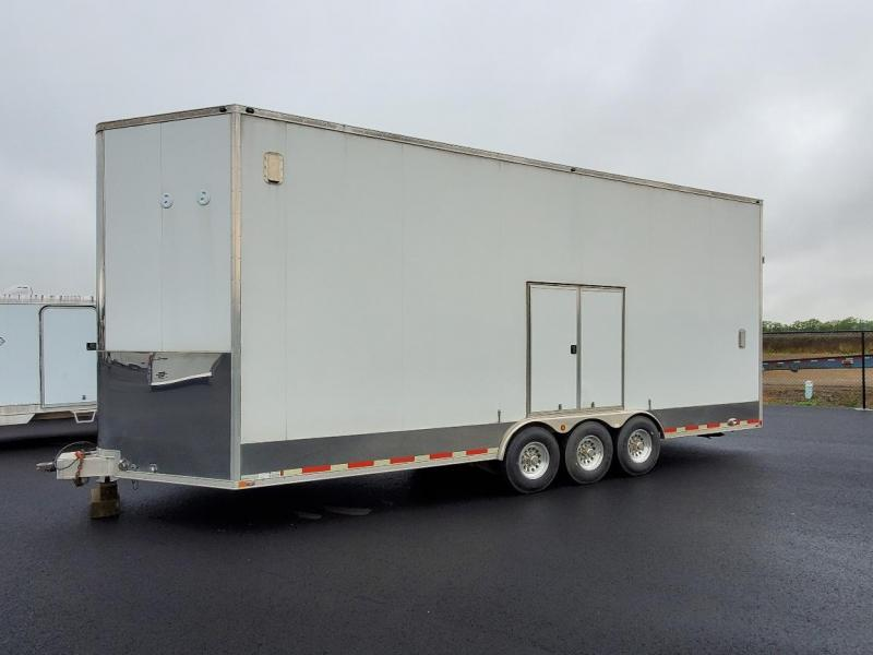2007 Rance Aluminum Trailers Renegade Stacker