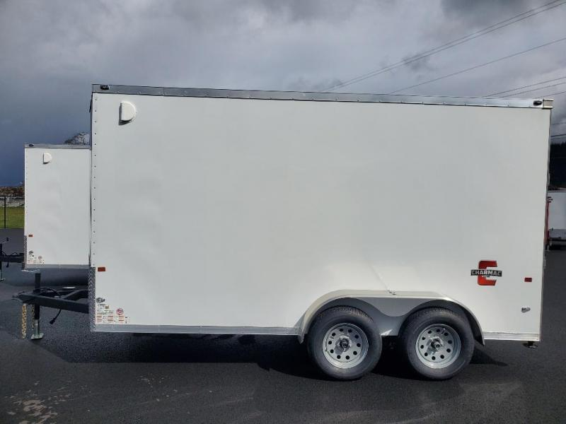2020 Charmac Trailers Stealth 7X14 Enclosed Cargo Trailer