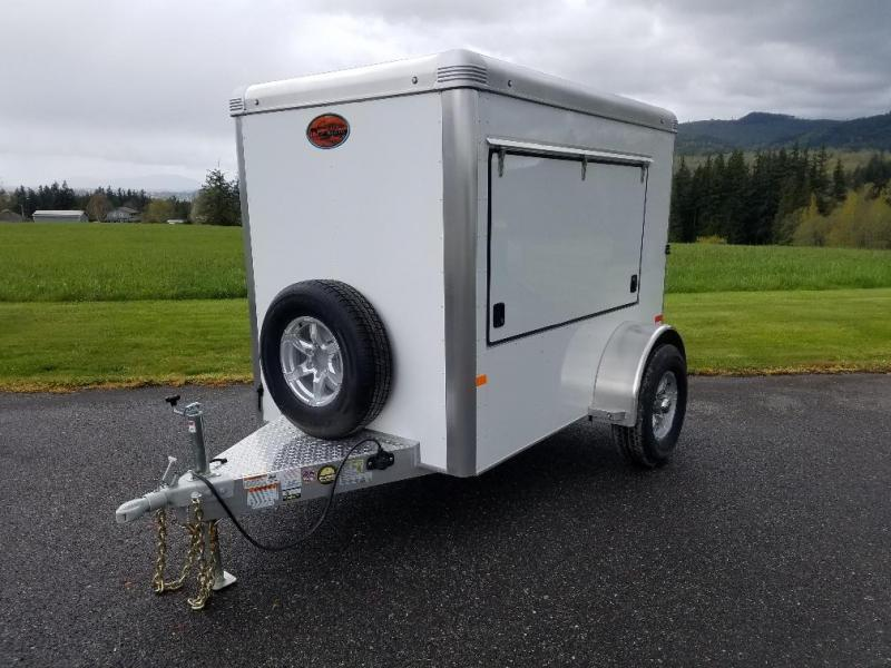2020 Sundowner Trailers Farrier Enclosed Cargo Trailer