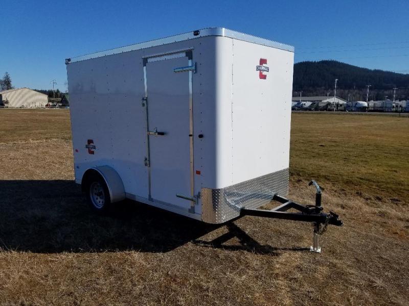 2019 Charmac Stealth 6X10 Cargo Trailer