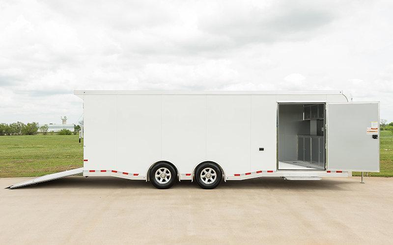 2019 Sundowner Race Series Car/Racing Trailer