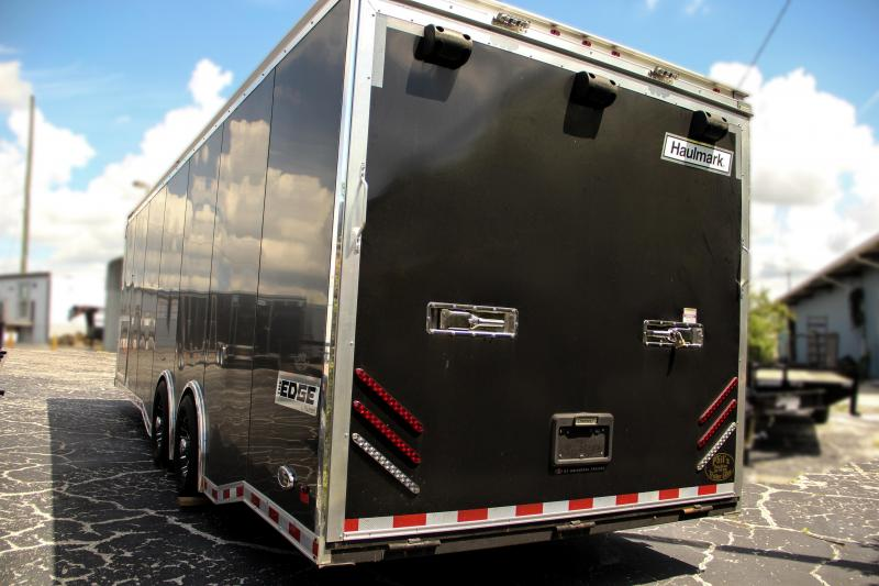 2016 Haulmark Edge Car / Racing Trailer