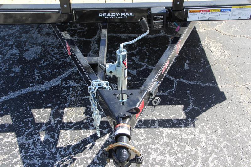 7x20 PJ Trailers | ATV Utility Trailer