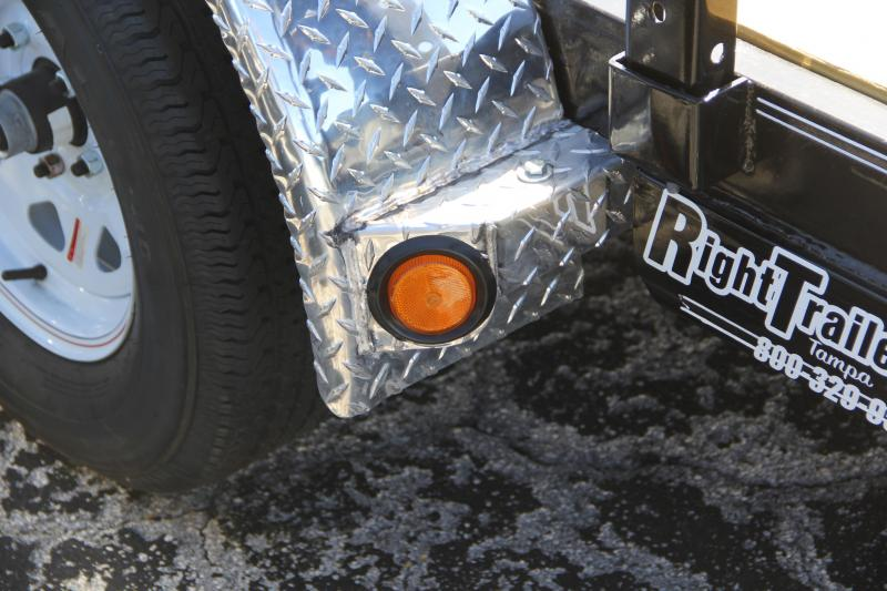 7x20 PJ | ATV Utility Trailer
