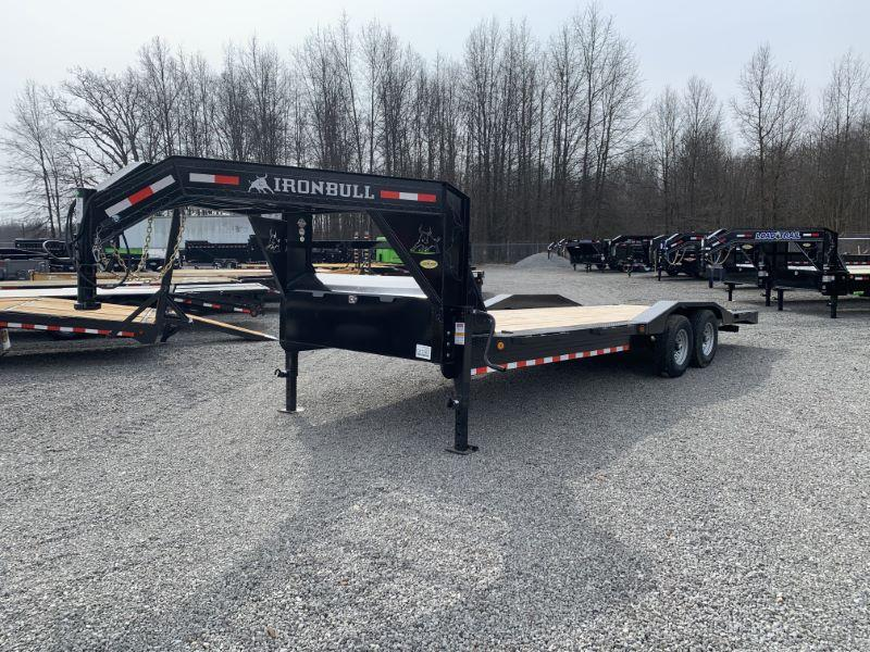 2020 24' NORSTAR GOOSENECK EQUIPMENT TRAILER
