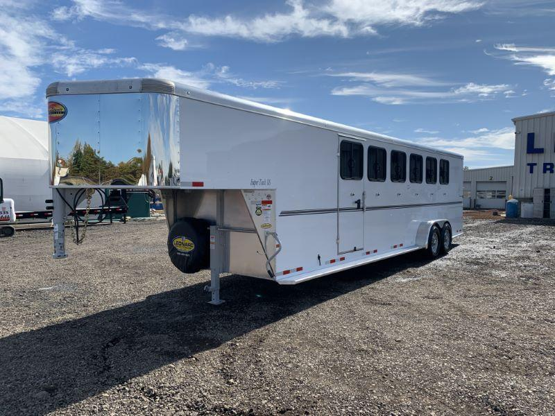 2020 6 HORSE SUNDOWNER GOOSENECK W/DRESS HORSE TRAILER