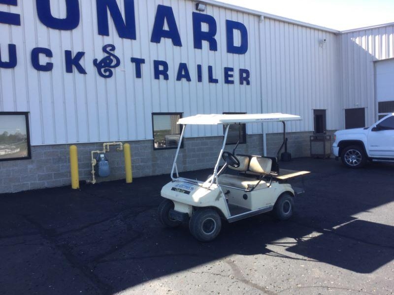 1998 CLUB CAR 2 SEAT GOLF CART