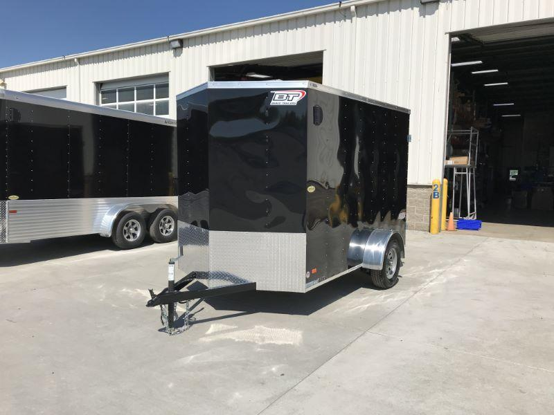 2020 10' BRAVO BUMPER PULL ENCLOSED TRAILER