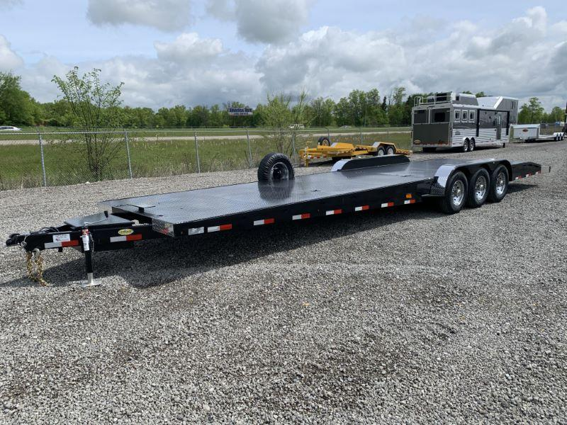 2020 35'  IMPERIAL BUMPER PULL EQUIPMENT TRAILER