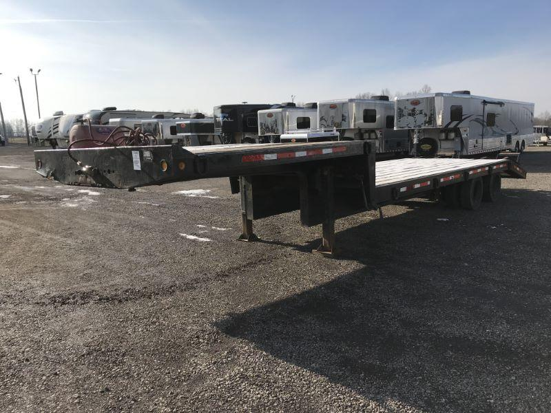 2006 8.5X35 TOWMASTER FIFTH WHEEL SEMI TRAILER