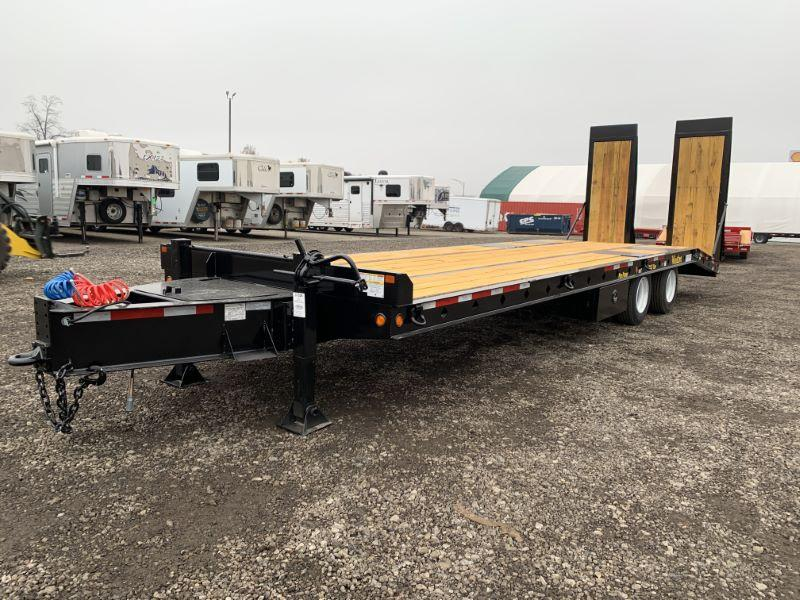 2020 8.5X31 WINSTON TAG HITCH EQUIPMENT TRAILER