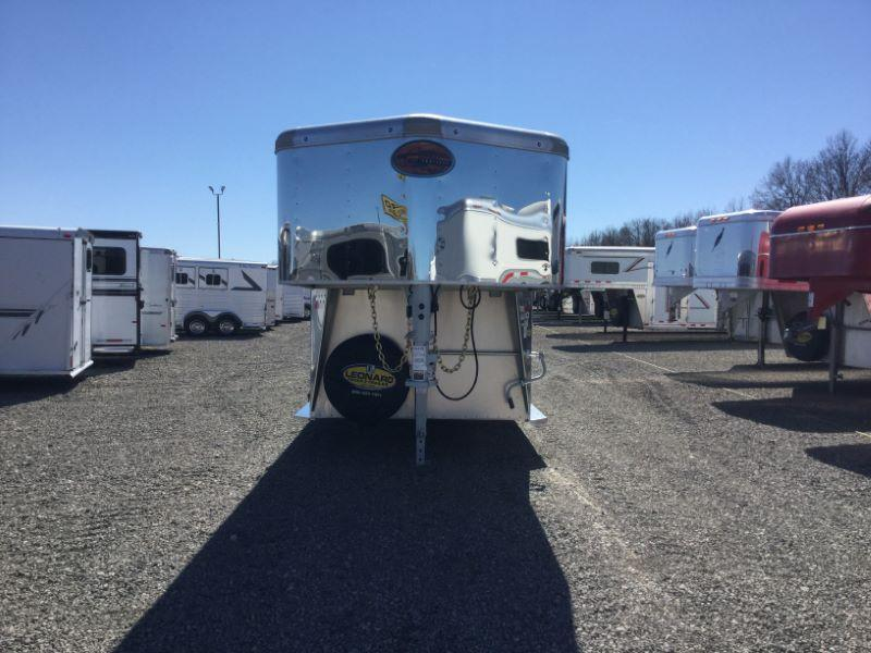 2020 4 HORSE SUNDOWNER GOOSENECK W/DRESS HORSE TRAILER
