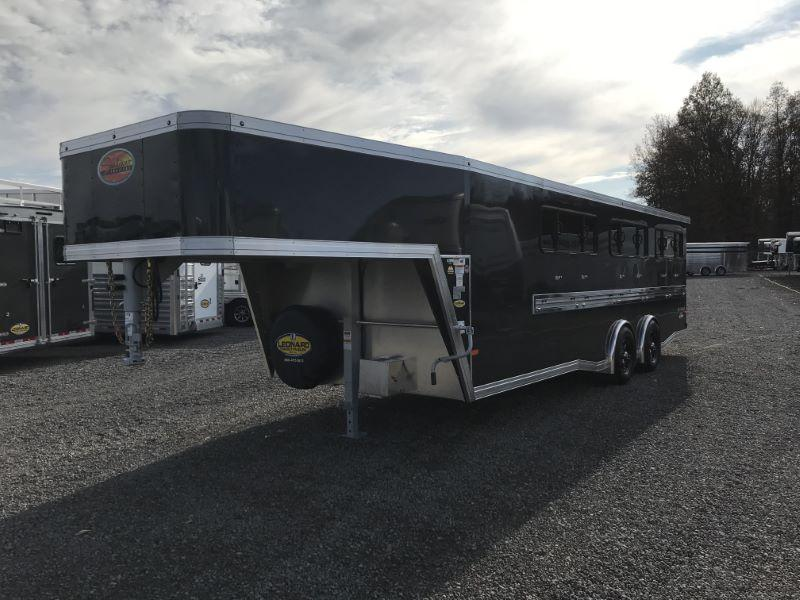 2020 8X20 SUNDOWNER GOOSENECK STOCK TRAILER