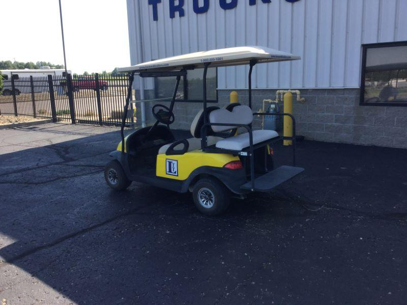 2012 CLUB CAR 4 SEAT GOLF CART