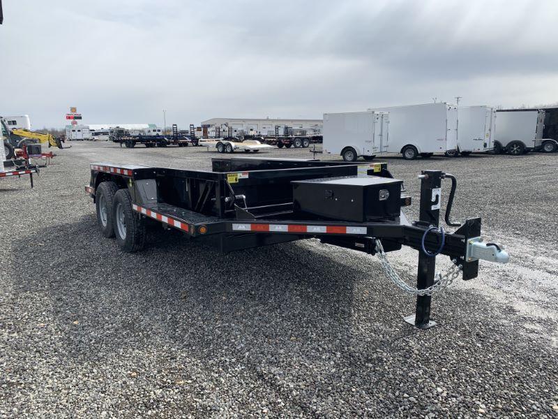 2020 6 X 14 B-B BUMPER PULL UTILITY TRAILER