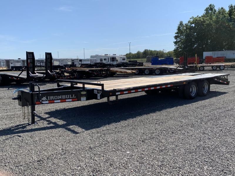 2020 8.5X25 NORSTAR TAG HITCH EQUIPMENT TRAILER