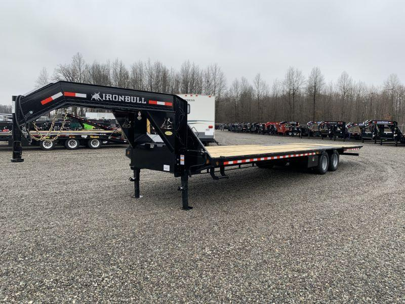 2020 8.5 X 30 NORSTAR GOOSENECK EQUIPMENT TRAILER