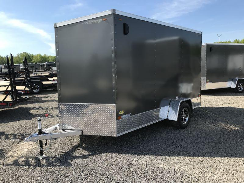 2019 6.5X12 MVM7 BUMPER PULL ENCLOSED CARGO TRAILER