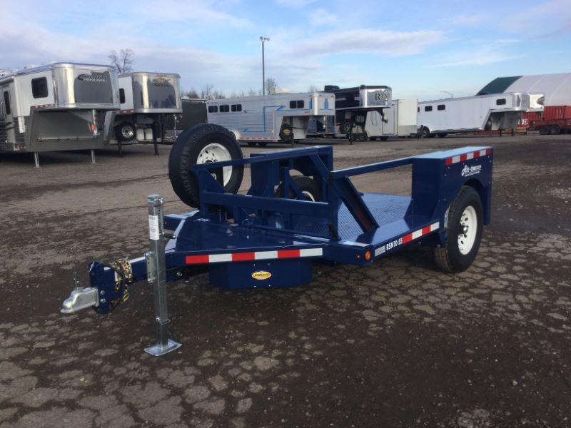 2020 10' AIR TOW FLATBED