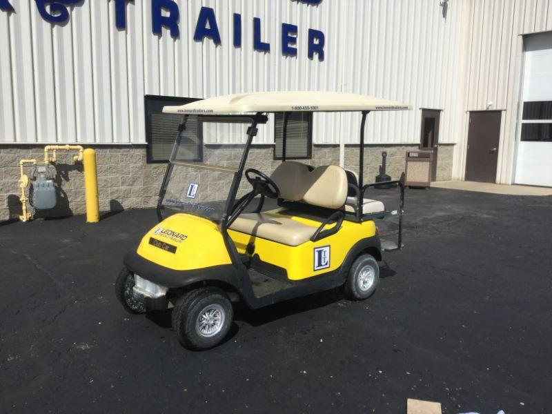 2009 CLUB CAR 4 SEAT GOLF CART