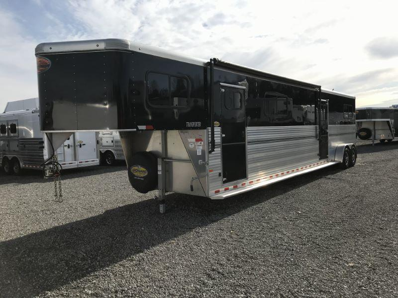2018 SUNDOWNER GOOSENECK W/DRESS HORSE TRAILER