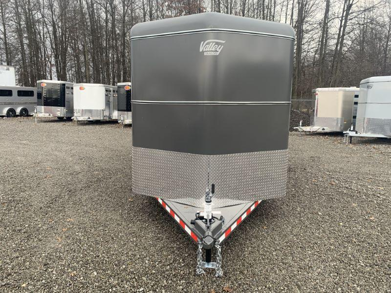 2020 3 HORSE VALLEY BUMPER PULL VALLEY HORSE TRAILER