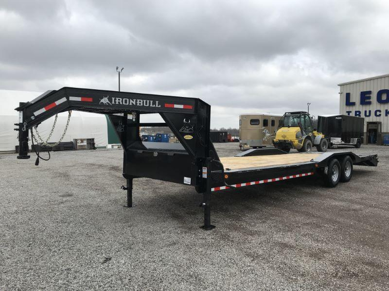 2020 28' NORSTAR GOOSENECK EQUIPMENT TRAILER