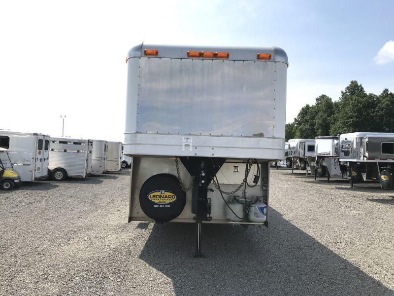 2004 4-Star Trailers 8312 Horse Trailer