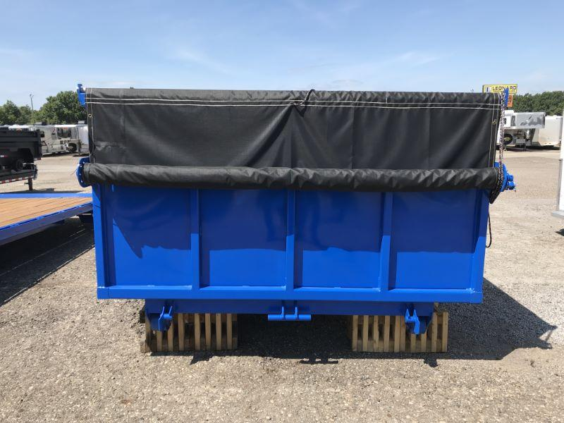 2020 B-Wise MT-DUMPSTER CONTAINER Dump