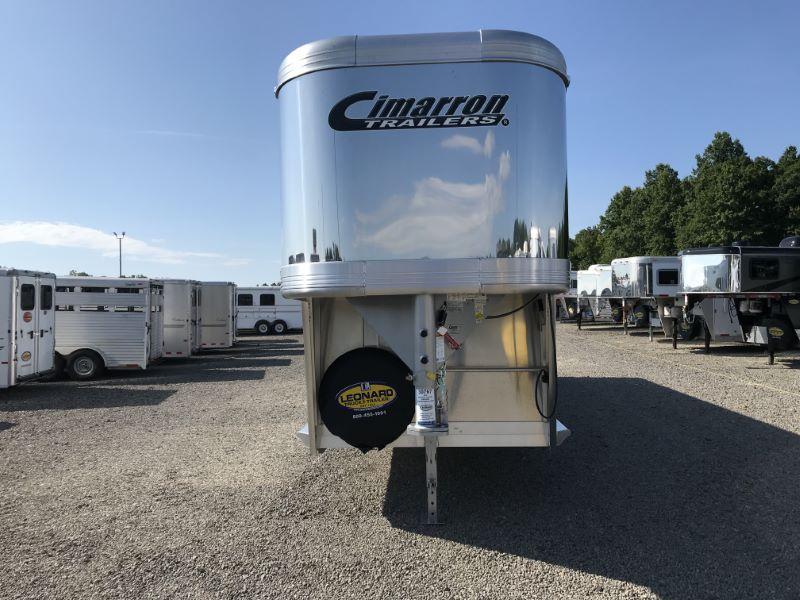 2020 Cimarron Trailers NS400HH Horse Trailer
