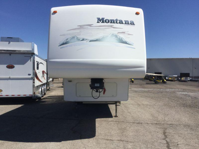 2001 Other 2955RL Camping / RV Trailer
