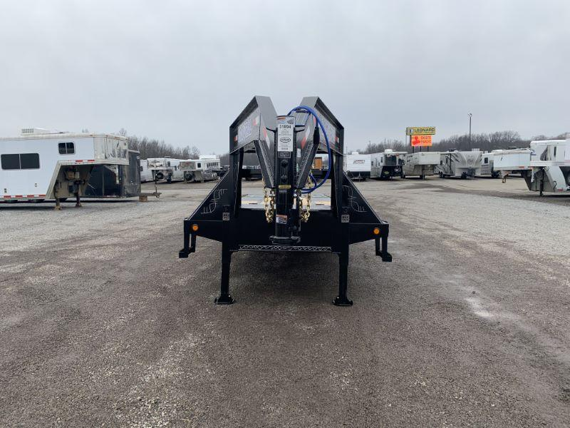 2020 8.5 X 32 LOAD TRAIL GOOSENECK EQUIPMENT TRAILER