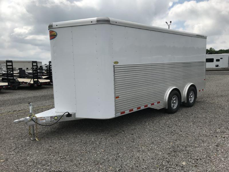 2020 8X20 SUNDOWNER BUMPER PULL ENCLOSED CARGO TRAILER