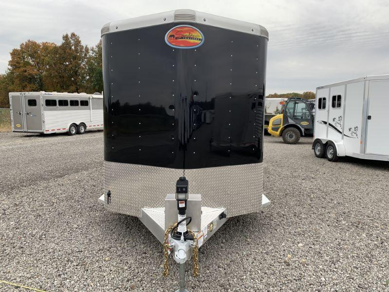 2020 3 HORSE SUNDOWNER BUMPER PULL W/DRESS HORSE TRAILER