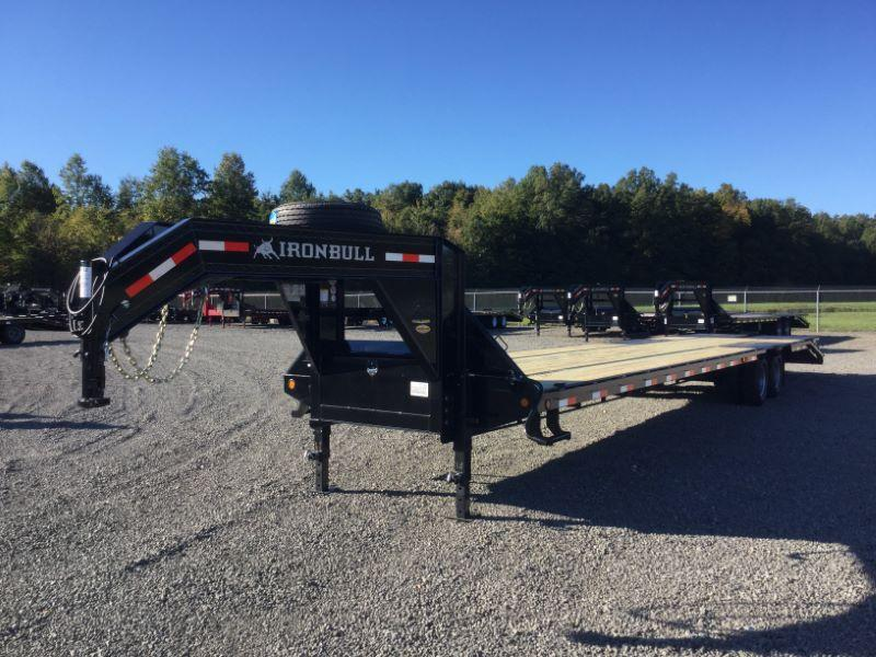 2019 8X40 NORSTAR  GOOSENECK EQUIPMENT TRAILER