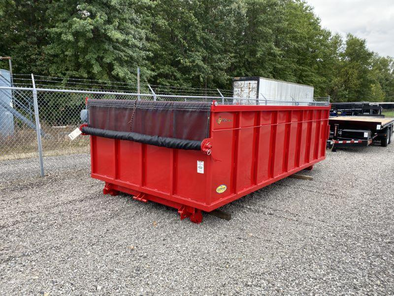 2020 8X16 BWISE ROLL OFF DUMP CONTAINER