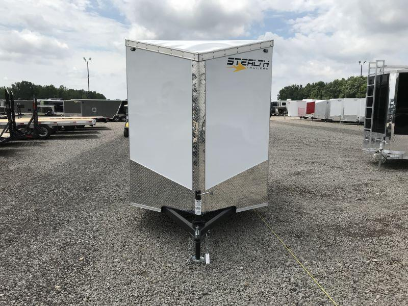 2020 Stealth Trailers S20TT610SA Enclosed Cargo Trailer