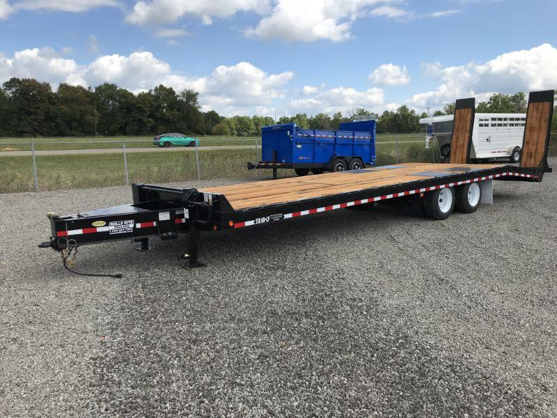 2019 8.5X30 ROLLS RITE TAG HITCH EQUIPMENT TRAILER