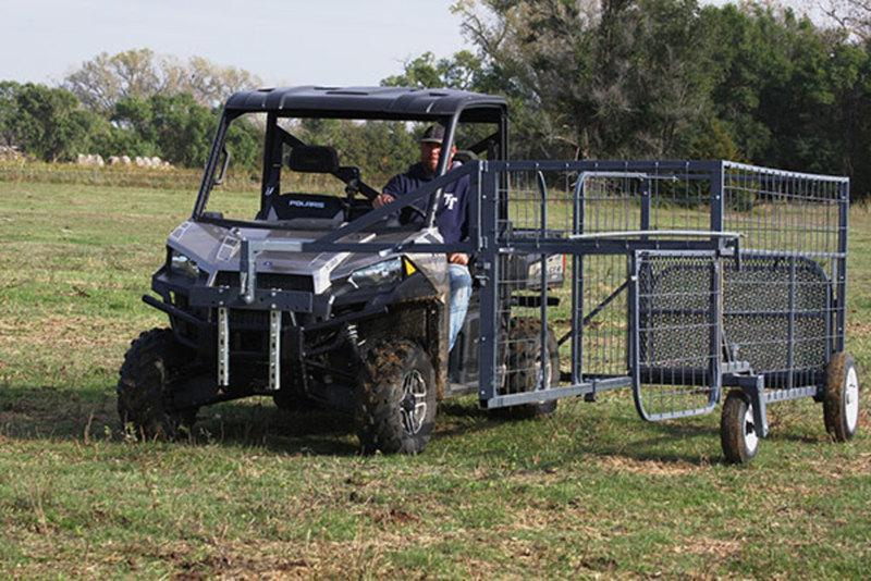 2017 Safety Zone UTV Calf Catcher