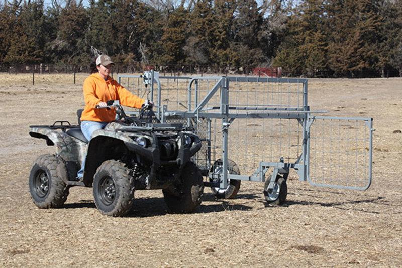 2017 Safety Zone ATV Calf Catcher
