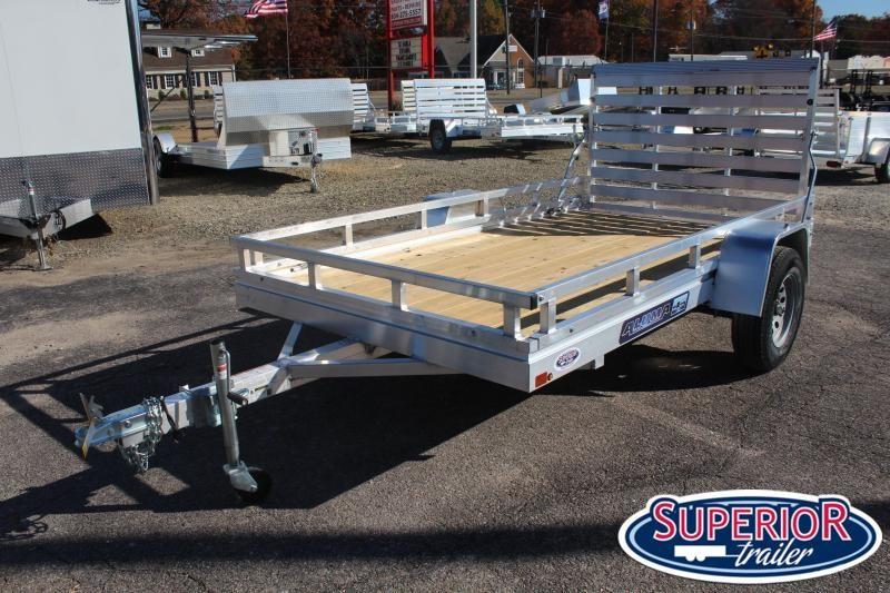 2020 Aluma 6810ESW w/ Sides & Tailgate
